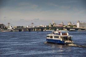 О корабле, фото 3 — теплоход «Ярослав Мудрый»