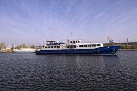 Про корабель, фото 1 — теплохід «Ярослав Мудрий»